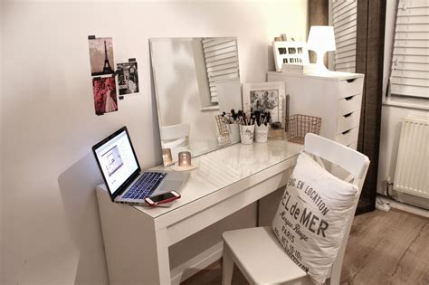 vanity table and chair ikea ikea malm dressing table malm dressing table for