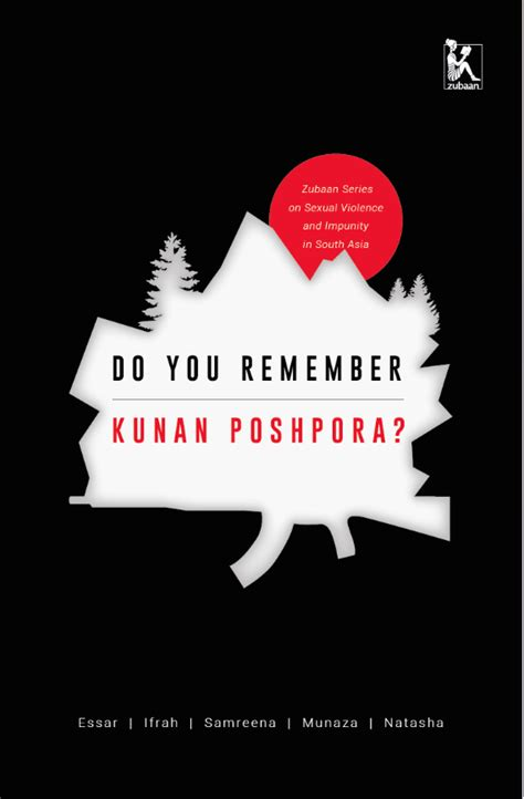 Book Review Do You Remember The Time By Colgan by Book Review Do You Remember Kunan Poshpora