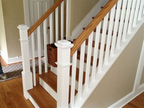 installing a stair banister 17 best images about banisters and handrails on pinterest