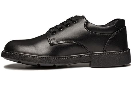 black leather school shoes clarks reward black leather school shoes brand