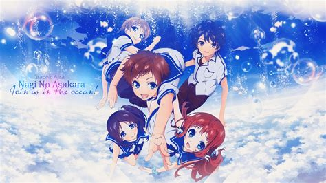 nagi no asukara nagi no asukara wallpapers hd