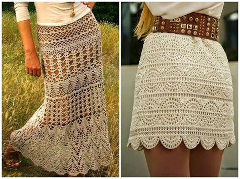 crochet skirt 15 creative patterns for crochet skirts patterns hub