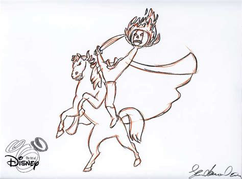 Free Coloring Pages Of Headless Horseman Cartoon Headless Horseman Coloring Pages