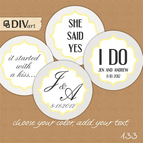 printable engagement tags printable 2 wedding favor tags gift tags thank you tags by