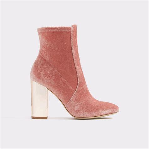 Boots Pink aurella pink misc s ankle boots aldo us
