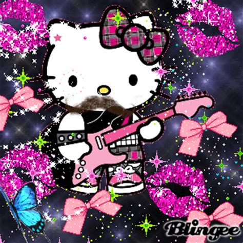 imagenes de hello kitty que brillen kitty picture 100741213 blingee com