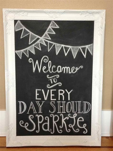 decorative chalkboards for home 28 images bloombety