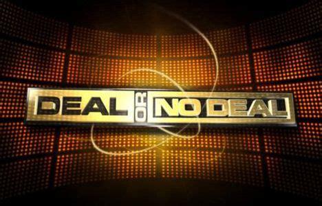 A Deal To Die For deal or no deal die jagd auf die millionen kann beginnen