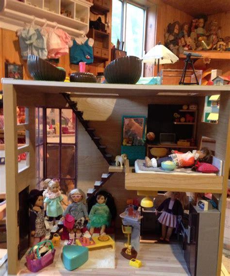 lori 6 dollhouse target lori dollhouse for mini dolls toys in the attic