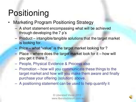 Marketing Strategy And Competitive Positioning By Hooyle marketing program positioning strategy