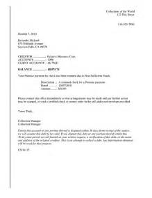 Nsf Letter Of Support Template Downloads Promise Payment Letter Received Nsf Check