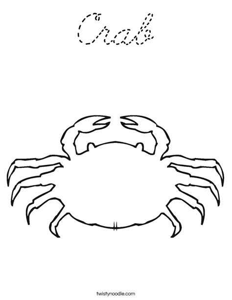 ghost crab coloring page mole crab coloring page