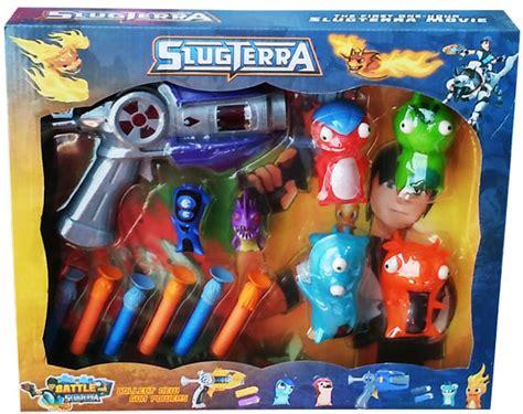 Mainan Gun Karakter jual kado mainan pistol slugterra gun pistol mainan anak