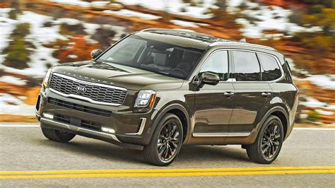2020 Kia Telluride Review by 2020 Kia Telluride Drive Review And