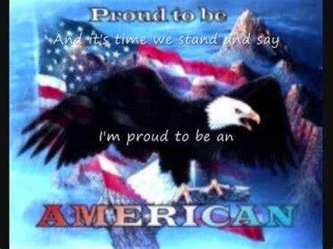 An American Lyrics Proud To Be An American Lyrics By Jump 5