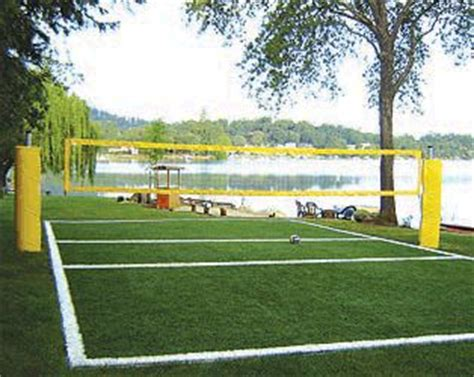 volleyball net for backyard outdoor volleyball net systems volleyball pinterest