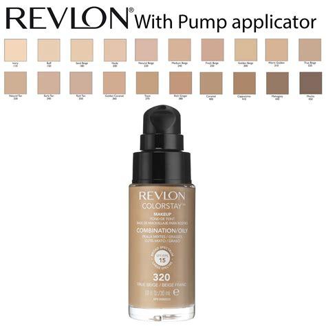 Revlon Colorstay Makeup Liquid Foundation 30ml 1 revlon colorstay 24 hours makeup foundation 30ml choose