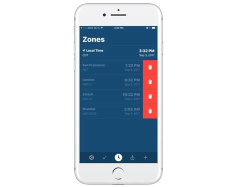 Phone Number Time Zone Lookup The Best Time Zone Calculator For Iphone The Sweet Setup