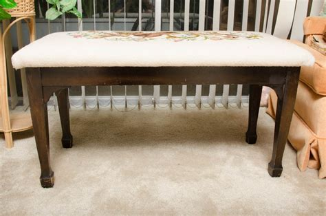 tonk piano bench vintage piano bench with under seat storage by tonkbench