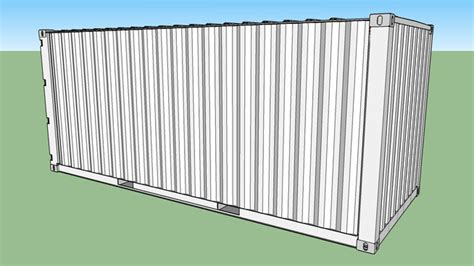 Google Sketchup Kitchen Design Sketchup Components 3d Warehouse Shipping Container