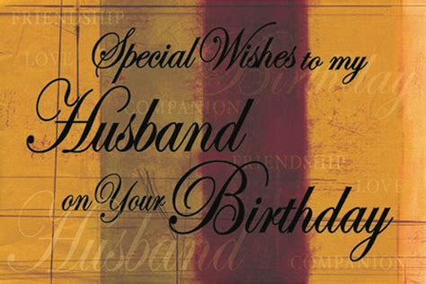 Husband Birthday Card Quotes Sms With Wallpapers Birthday Wishes To Husband
