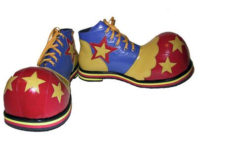 clown shoes madhatter magic shop clown shoes professional model 24