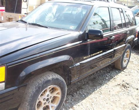 96 jeep parts 96 jeep grand steering column 288601