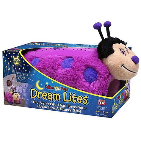 Pillow Pets Lights by As Seen On Tv Pillow Pet Lites Pink Bug