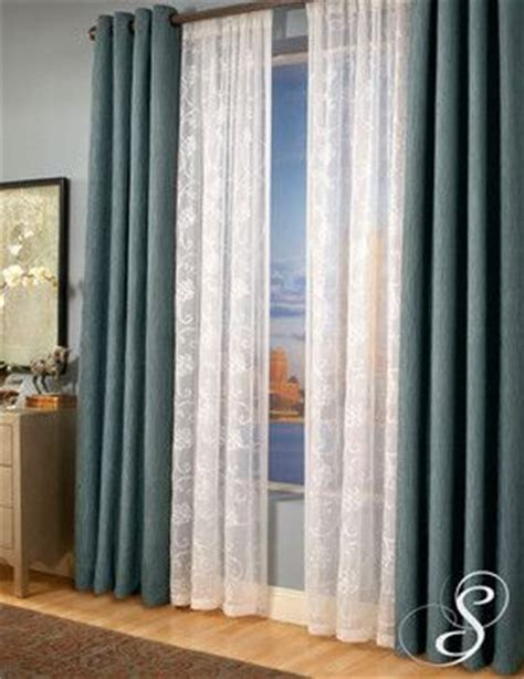 double layer curtain rod 25 best ideas about double curtains on pinterest double