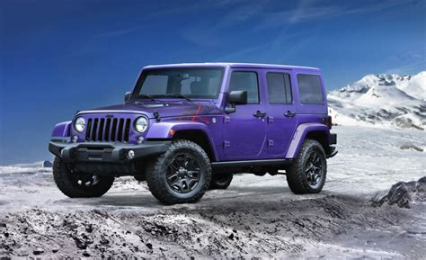 2016 Jeep Wrangler Backcountry Edition Jeepfan Com