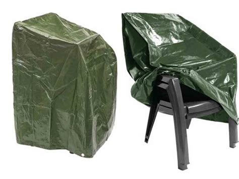 Garden Stacking Chair Covers by Heavy Duty Waterproof Outdoor Garden Furniture Stacking