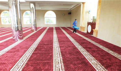 Karpet Masjid Roll Polos jual karpet mesjid tangerang selatan al husna pusat