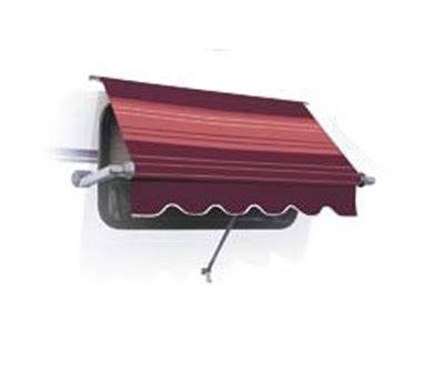 rv awning weathershield a e deluxe plus vinyl rv window awning 60 quot