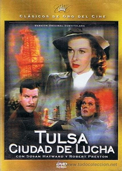 libro tulsa dvd tulsa ciudad de lucha hayward comprar pel 237 culas en dvd en todocoleccion 51414746