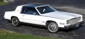 82 Cadillac Eldorado 1982 Cadillac Eldorado Biarritz