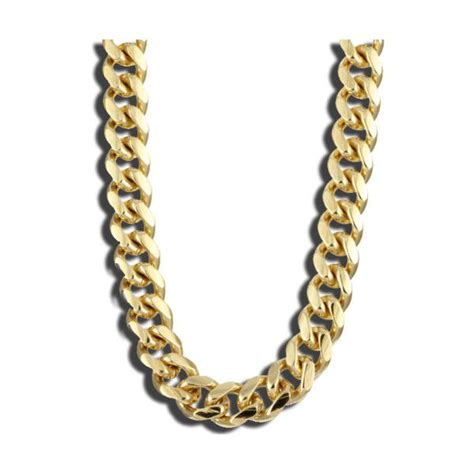 mine gold chain png transparent liked on polyvore