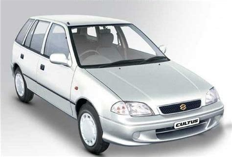 Suzuki Cultus Price Suzuki Cultus 2014 Price In Pakistan Picture Specifications