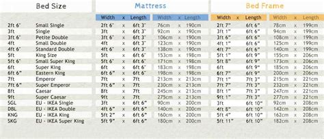 all bed sizes wooden bed frame sizes get laid beds