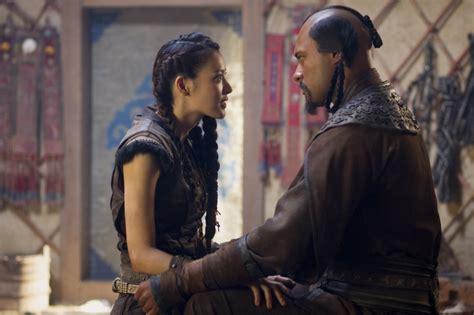 kheng hua tan hot netflix s marco polo doesn t need to be game of thrones