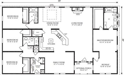 florida homes floor plans 4 bedroom modular home prices modular home modular homes