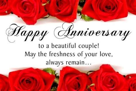 30 Splendid and Heart Touching Wedding Anniversary Wishes