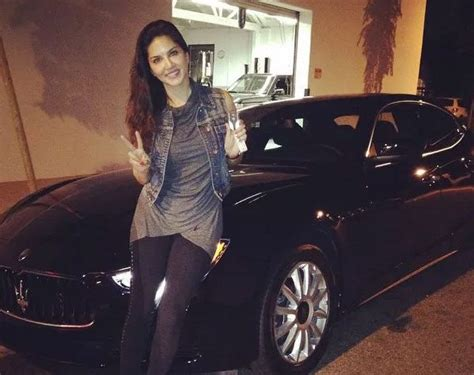 maserati hyderabad sunny leone s photo pops up on hyderabad municipal