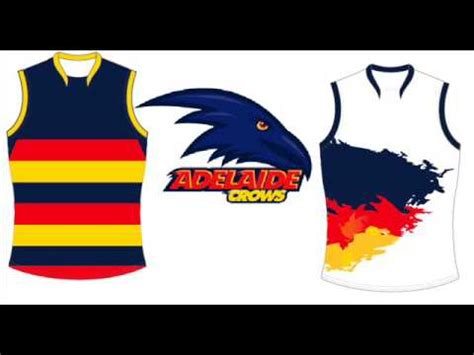theme songs afl afl adelaide crows theme song youtube