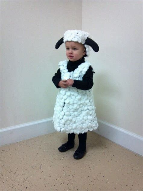 sheep costume pin by heidi bobek on kiddos