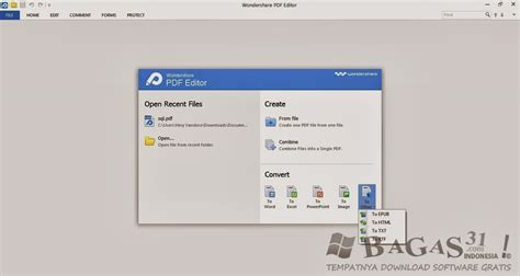 bagas31 wondershare wondershare pdf editor 3 6 full keygen bagas31 com