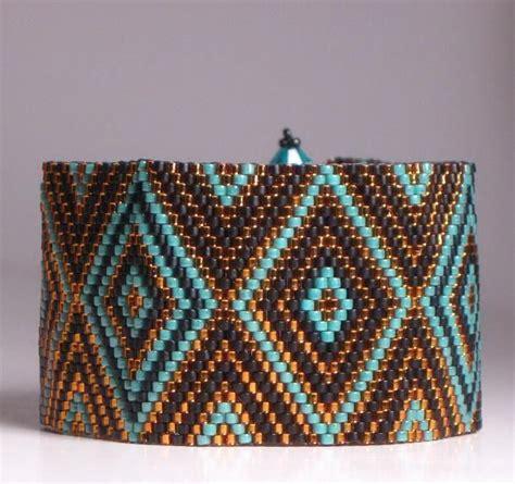 beaded peyote bracelet pattern best 25 peyote patterns ideas on peyote