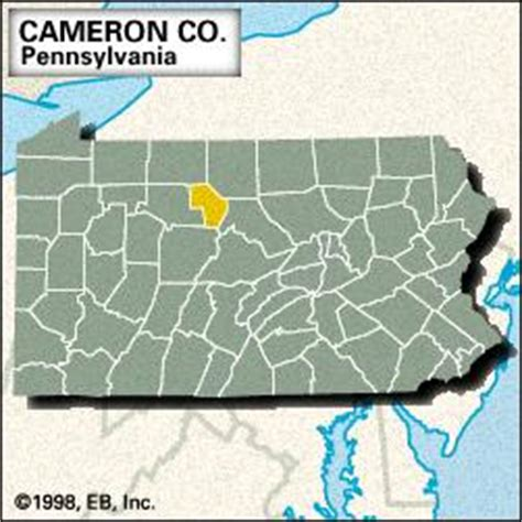 Cameron County Civil Search Cameron County Pennsylvania United States Britannica