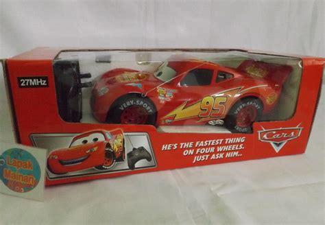 Boneka Mobil Cars Mcquee Termurah jual rc mobil the cars lightning mcqueen rusteze lapak mainan