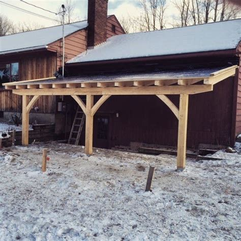 building a carport off side of house best 25 lean to ideas on pinterest lean to shed patio lean to ideas and lean to roof