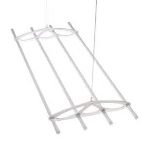 silver style ceiling airer 183cm 6ft